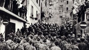 BATTLE OF ALGIERS, THE / BATTAGLIA DI ALGERI, LA