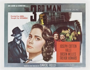 THE THIRD MAN - American Poster 5