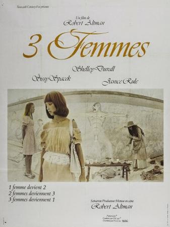 3 FEMMES - French Poster